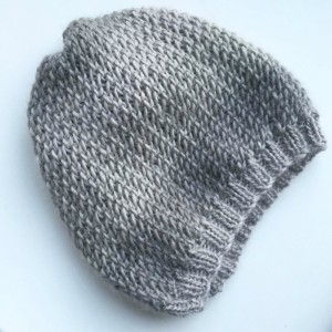tuto bonnet point filet